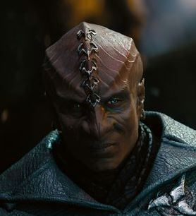Depicting Klingons
