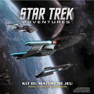 Star Trek Adventures - Kit du maitre de jeu
