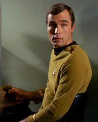 Lieutenant Teller en 2267