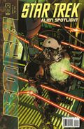 Alien Spotlight Borg cover A