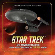 Star Trek 50th Anniversary Collection cover