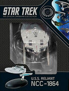 Star Trek Official Starships Collection USS Reliant repack 13