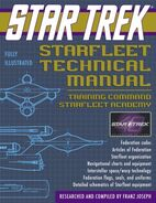 Star Trek Star Fleet Technical Manual 40th Anniversary