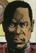 Benjamin Sisko, Malibu comics