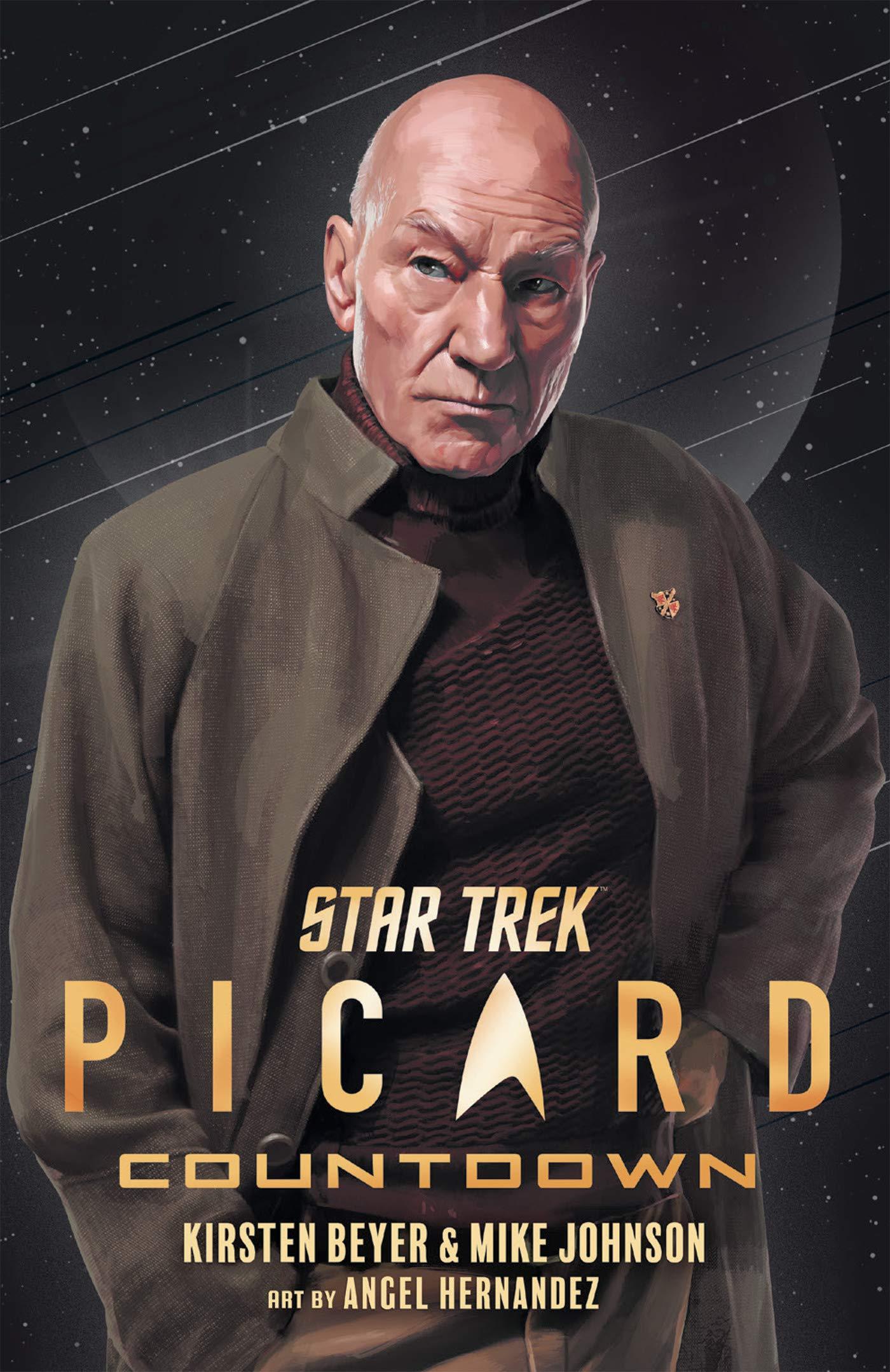 Star Trek: Picard - Countdown (omnibus)
