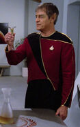 Savar's admiral uniform, 2364
