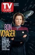 TV Guide cover, 2001-05-19 (1 of 4)