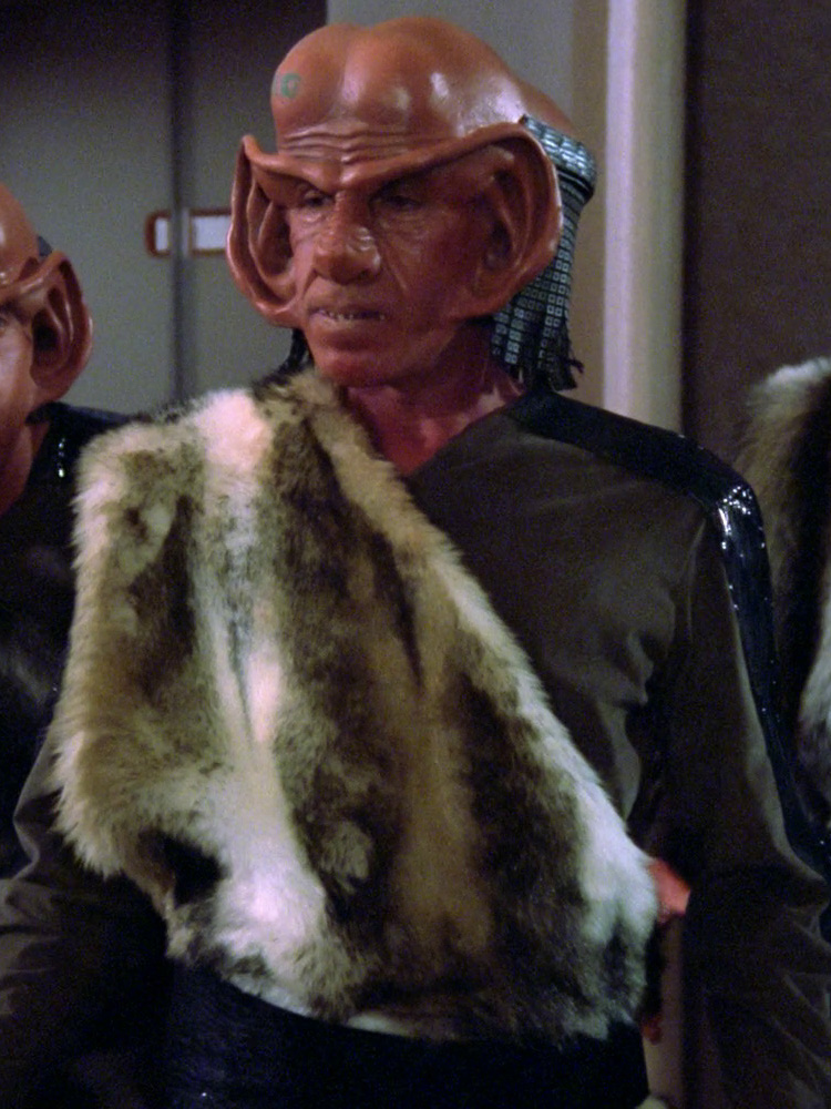 Uniform der Ferengi
