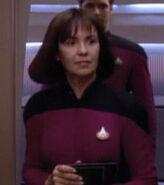 Enterprise-D conn officer 6, 2370