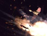 Klingon Bird-of-Prey destroyed in suicide run