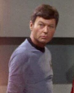 Lieutenant Commander Leonard H. McCoy