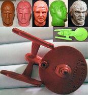 Diener Star Trek III erasers