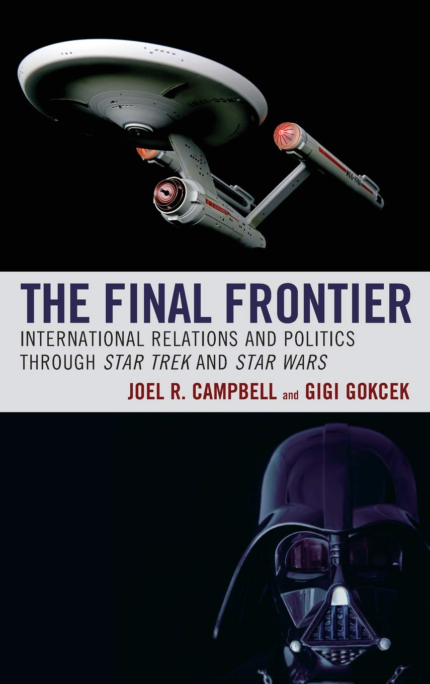 The Final Frontier (reference book)