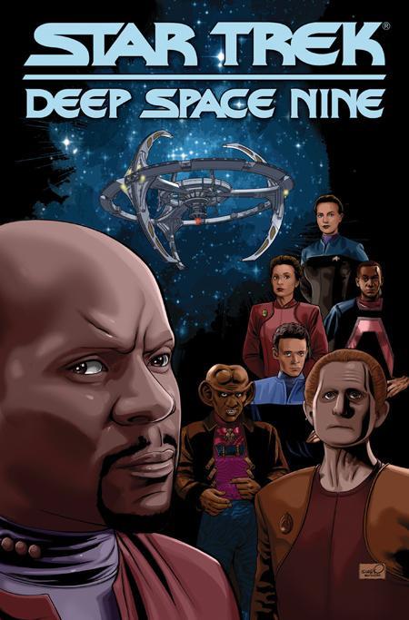 Star Trek: Deep Space Nine - Fool's Gold (omnibus)