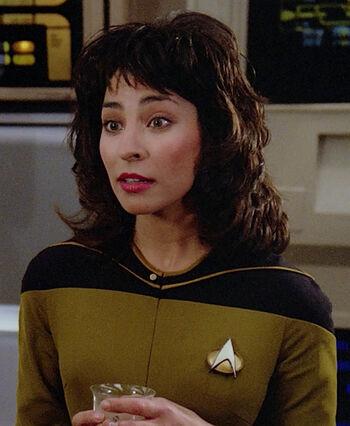 Ensign Sonya Gomez (2365)