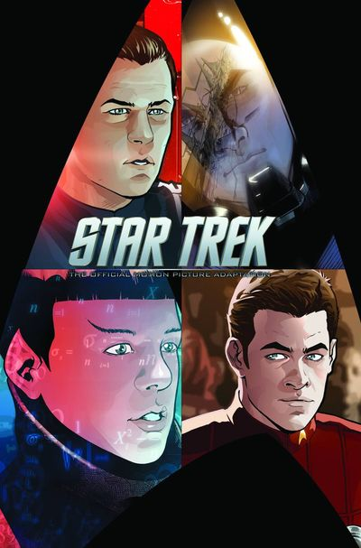 Star Trek: The Official Motion Picture Adaptation (omnibus)