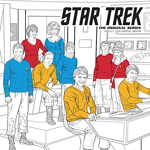 Star Trek The Original Series Adult Coloring Book cover.jpg