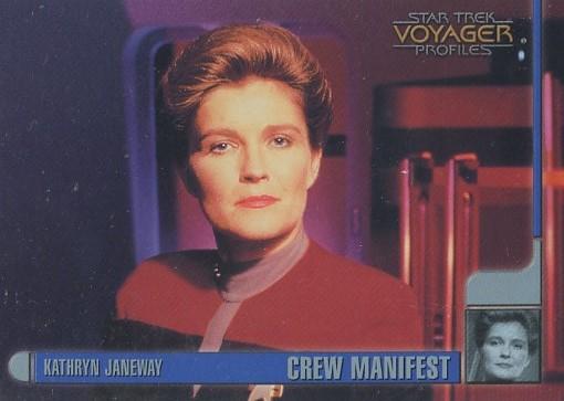 Star Trek: Voyager - Profiles
