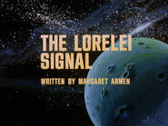 1x04 The Lorelei Signal title card