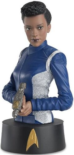 Eaglemoss Michael Burnham bust.jpg
