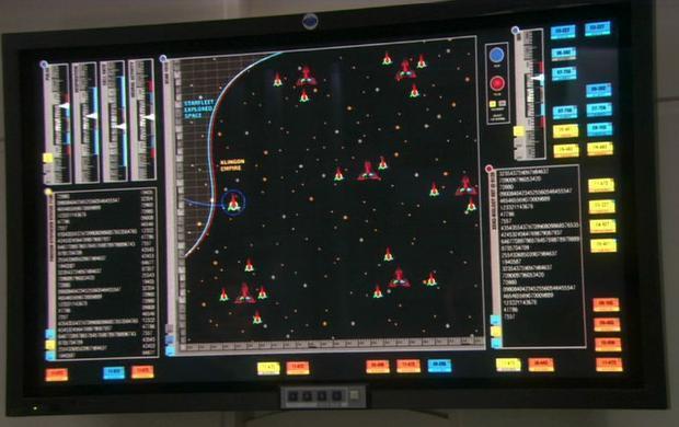 Klingon planets