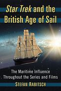 Star Trek and the British Age of Sail cover