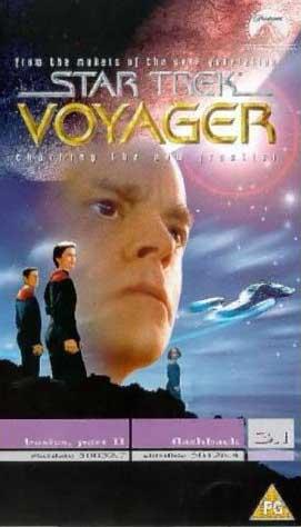 VOY Season 3 UK VHS