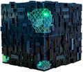 CherryTree Star Trek Picard Borg Cube ITX