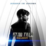 Star Trek Discovery Season 1 Chapter 2 Michael Burnham poster.jpg