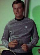 Starfleet cadet at K7 1