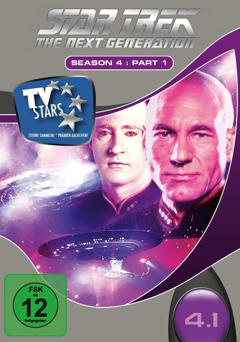 TNG DVD-Box Staffel 4.1