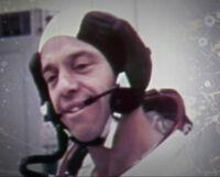 Alan Shepard en 1971