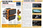 De Agostini Build the USS Enterprise-D 8 Reaction Control Thrusters article