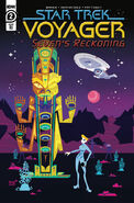 Seven's Reckoning issue 2 cover RI