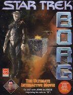 Star Trek Borg cover
