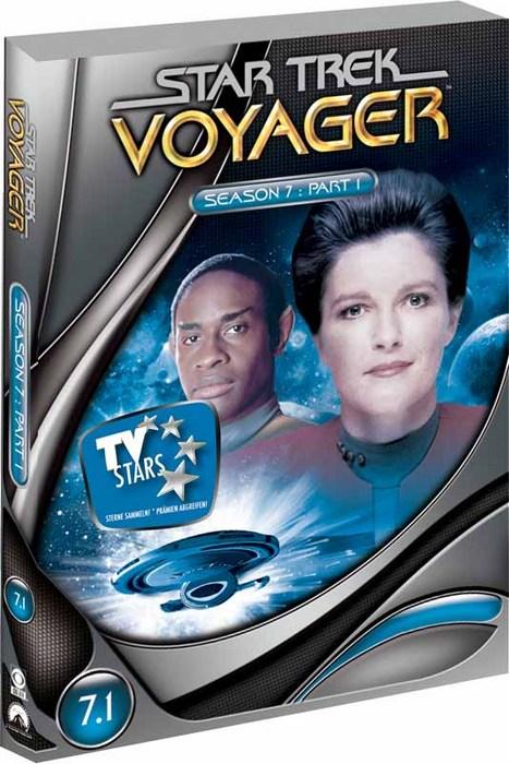 VOY DVD-Box Staffel 7.1