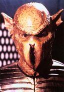 Buck-toothed alien, The Art of Star Trek