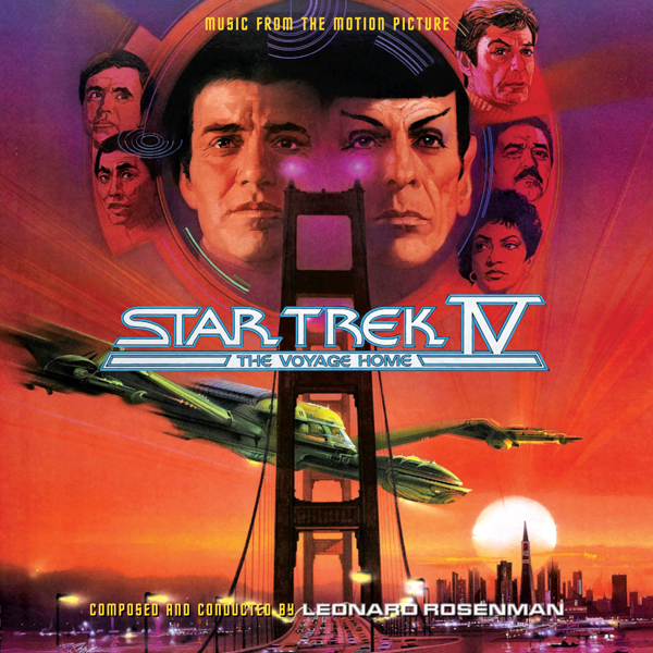 Star Trek IV: The Voyage Home (Expanded Edition)