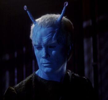 Shran in 2151
