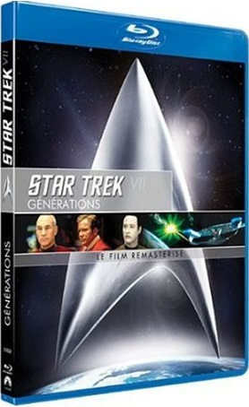 Star Trek: Generations (blu-ray)