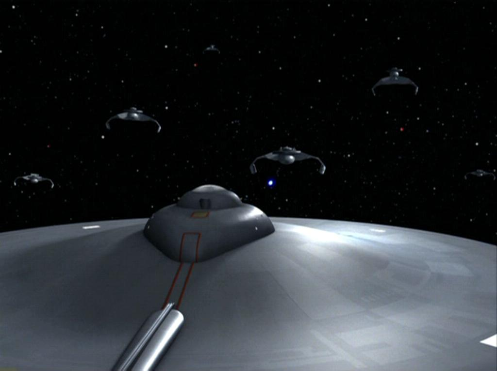 Federation-Klingon War (2267)
