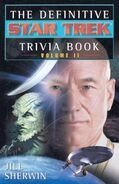 Definitive Star Trek Trivia Book II
