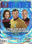 Star Trek 35th Anniversary Tribute, cover B