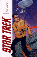 Star Trek Omnibus volume 2 cover