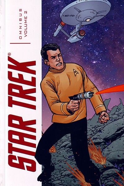 Star Trek Omnibus volume 2