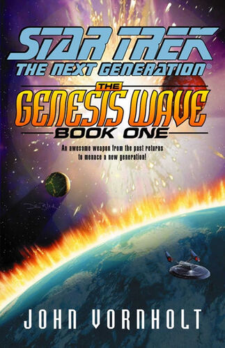 Cover of The Genesis Wave, Book One