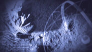 Buzz Aldrin footprint on the moon in ENT opening titles