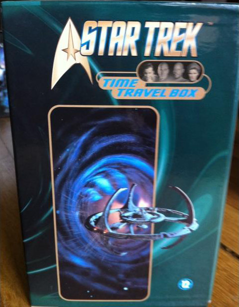 Star Trek - Time Travel Box