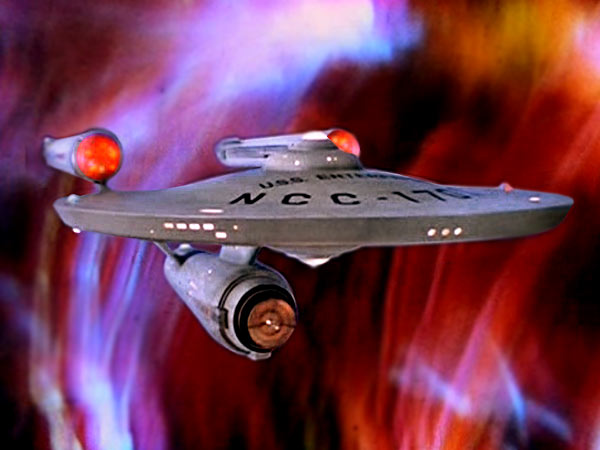 The USS <i>Enterprise</i>