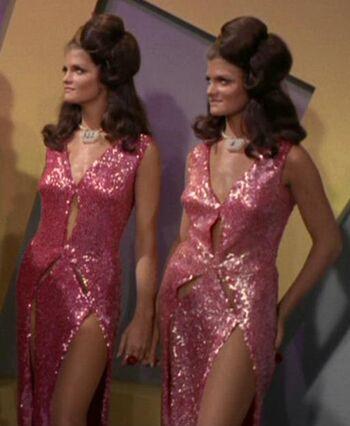 ...as a Barbara series android.